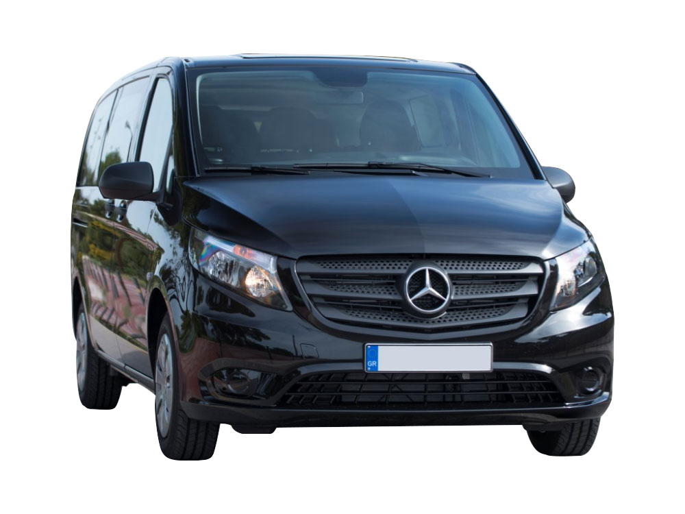 Mercedes Tourer Dark Edition-athenians first
